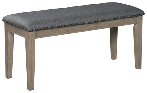 Alec Upholstered Bench
