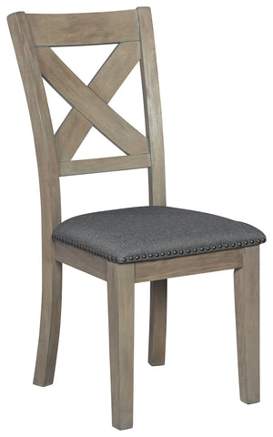 Alec Upholstered Side Chair