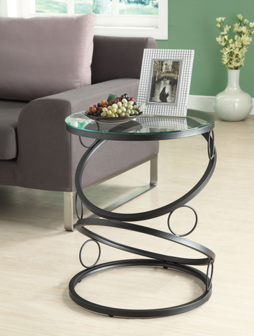 Circles Accent Table