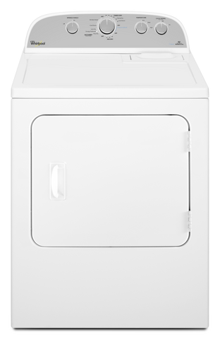 Whirlpool 7.0 cu. ft. HE Dryer with Steam Refresh Cycle