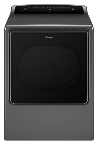 Whirlpool Cabrio® 8.8 cu. ft. High-Efficiency Electric Steam Dryer