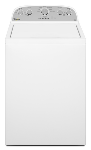 Whirlpool 5.0 cu. ft. I.E.C. High-Efficiency Top Load Washer with a Low-Profile Impeller