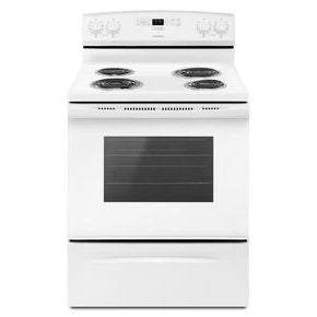 "Amana 30"" Electric Range with Bake Assist Temps"
