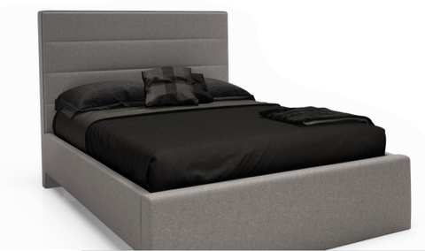 Adeline Queen Complete Platform Storage Bed