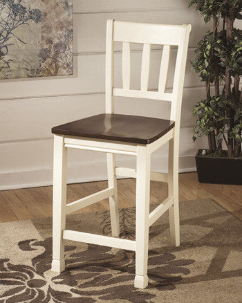 Buttermilk Bar Stool