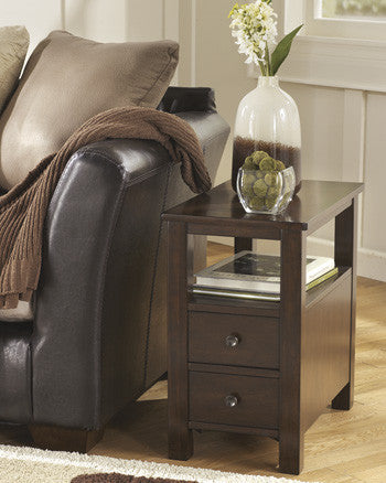 Marion (Rectangle) Chairside End Table