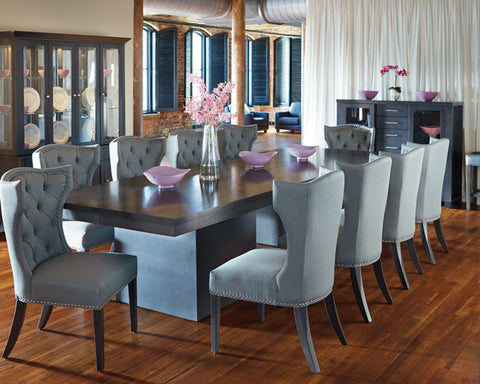 Solid Wood Custom Dining Room - Call for Pricing