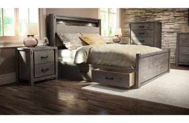 Stockton Queen/King Platform Bed Drawer Kit