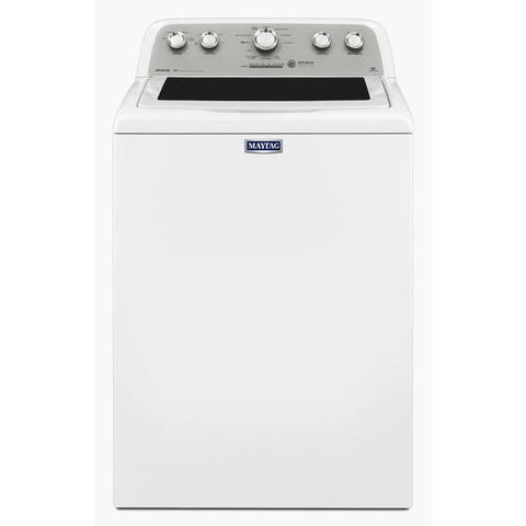 Maytag 5.0 Cu. Ft. Top Load Washer with Optimal Dispensers