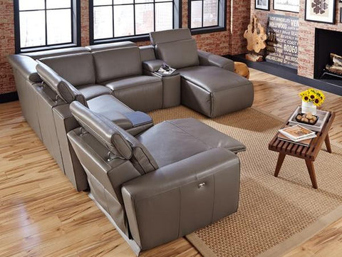 Beau 6 Pc. Sectional