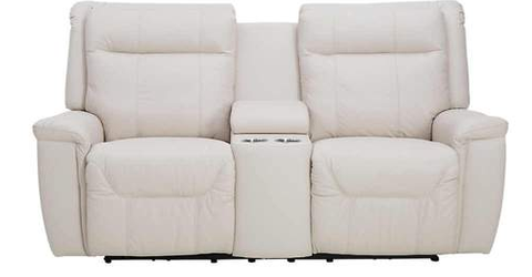 Strathan Power Reclining Console Love W/ Cupholders