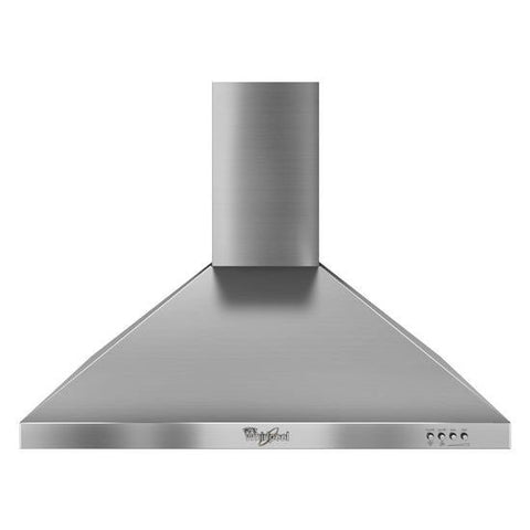 Whirlpool Gold 30-inch Vented ENERGY STAR® Qualified 300-CFM Wall-Mount Canopy Hood