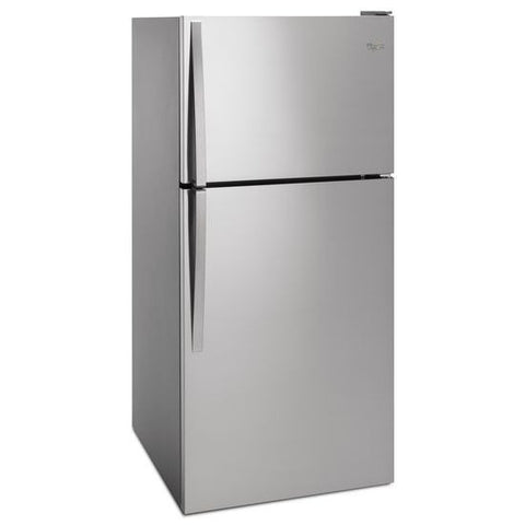 "Whirlpool 30"" Wide Top Mount Refrigerator with Flexi-Slide™ Bin"
