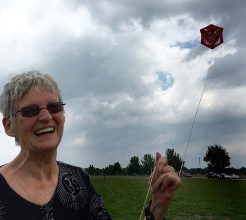 Why We Make & Fly Kites