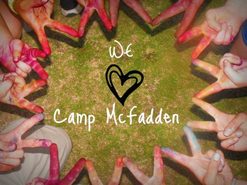 We love your kites here at Camp McFadden!