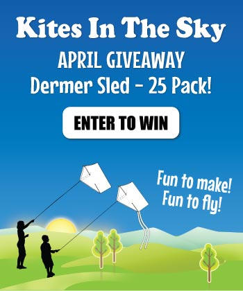 DIY Kite Kits For Kids And Adults
