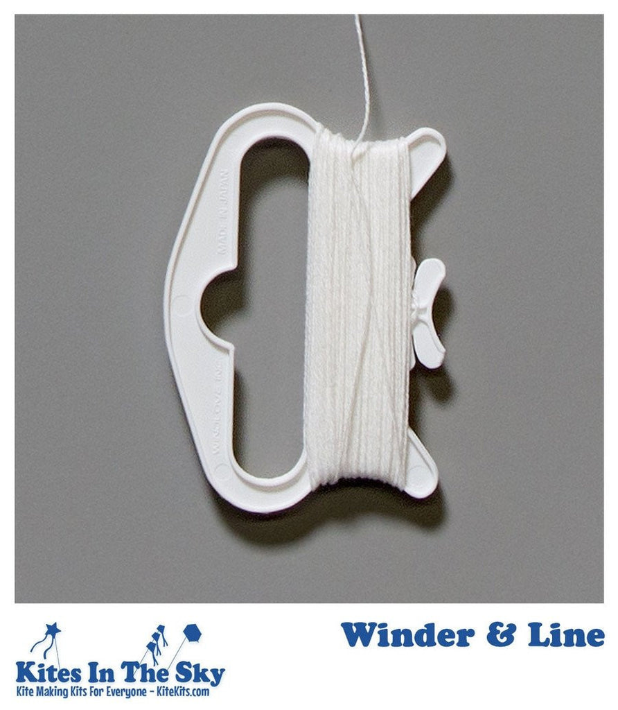 Winder - White 10 Pack - Kites In The Sky