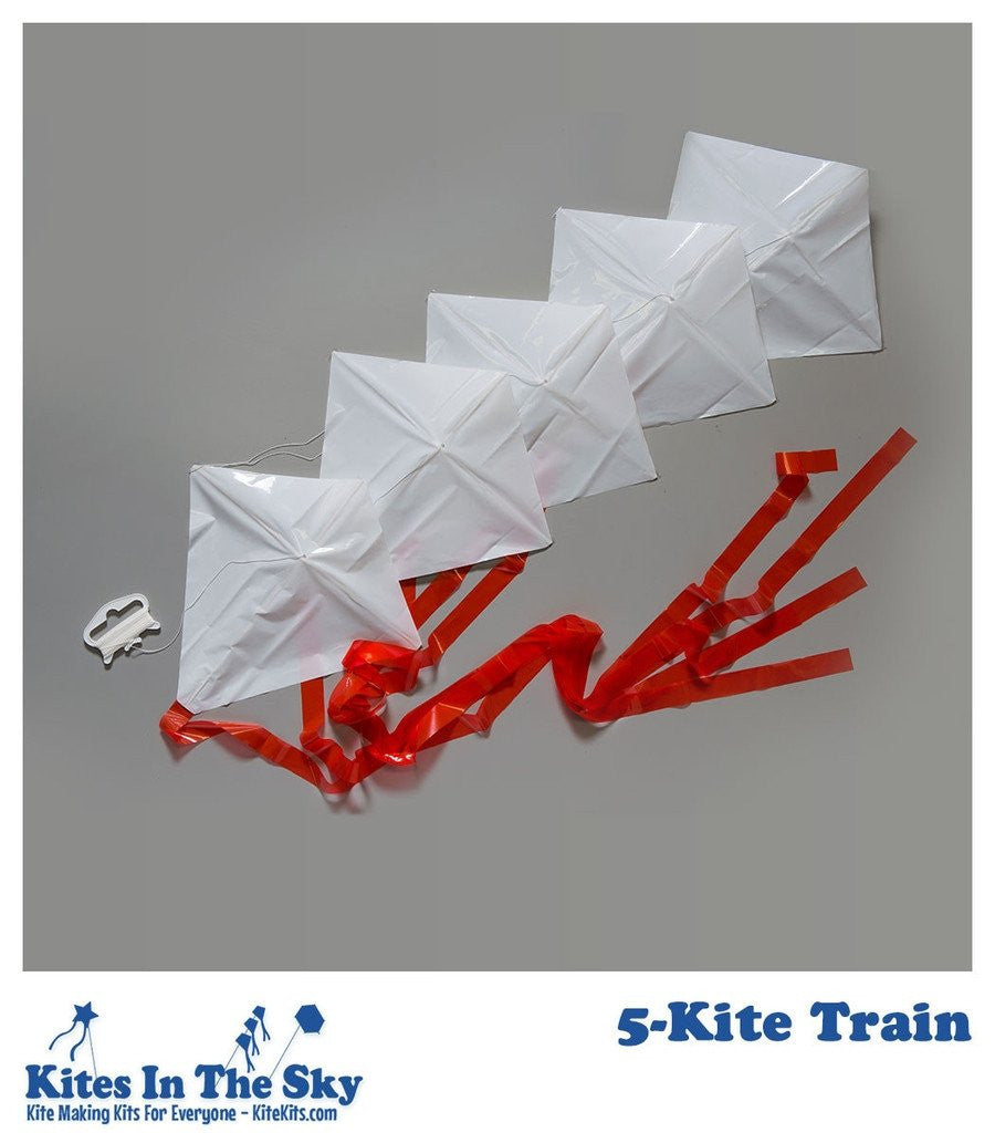 how to make a diamond kite instructions