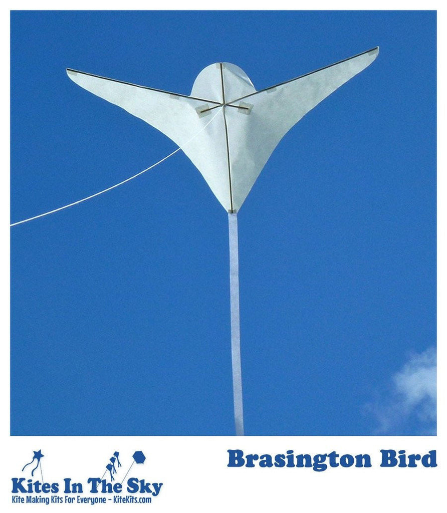 Brasington Bird DIY Kite Kit - Kites In The Sky