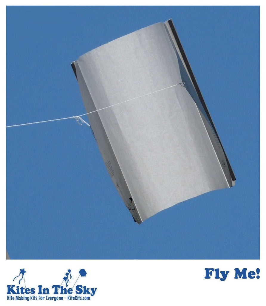 Fly Me! Paper Bag DIY Kite Kit