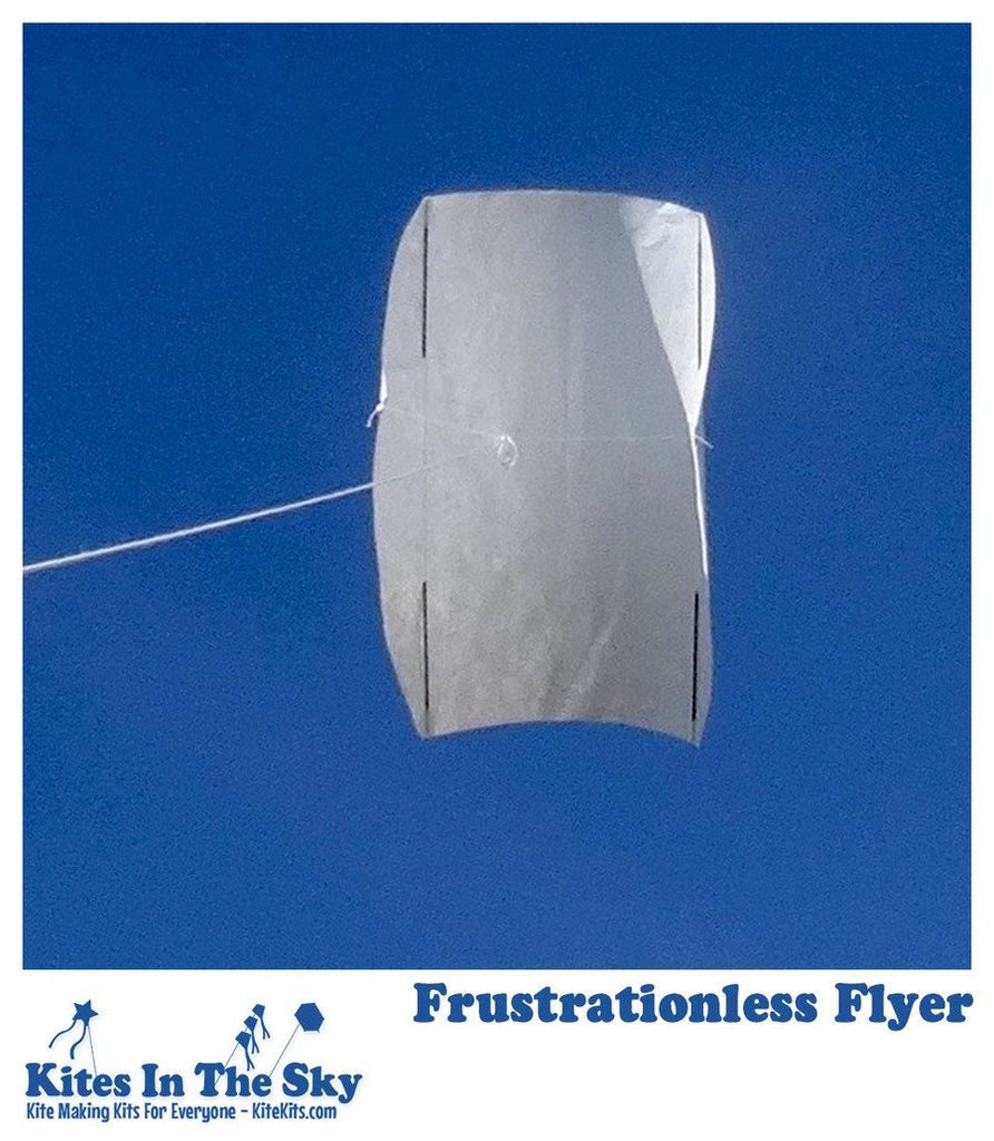 Frustrationless Flyer DIY Kite Kit