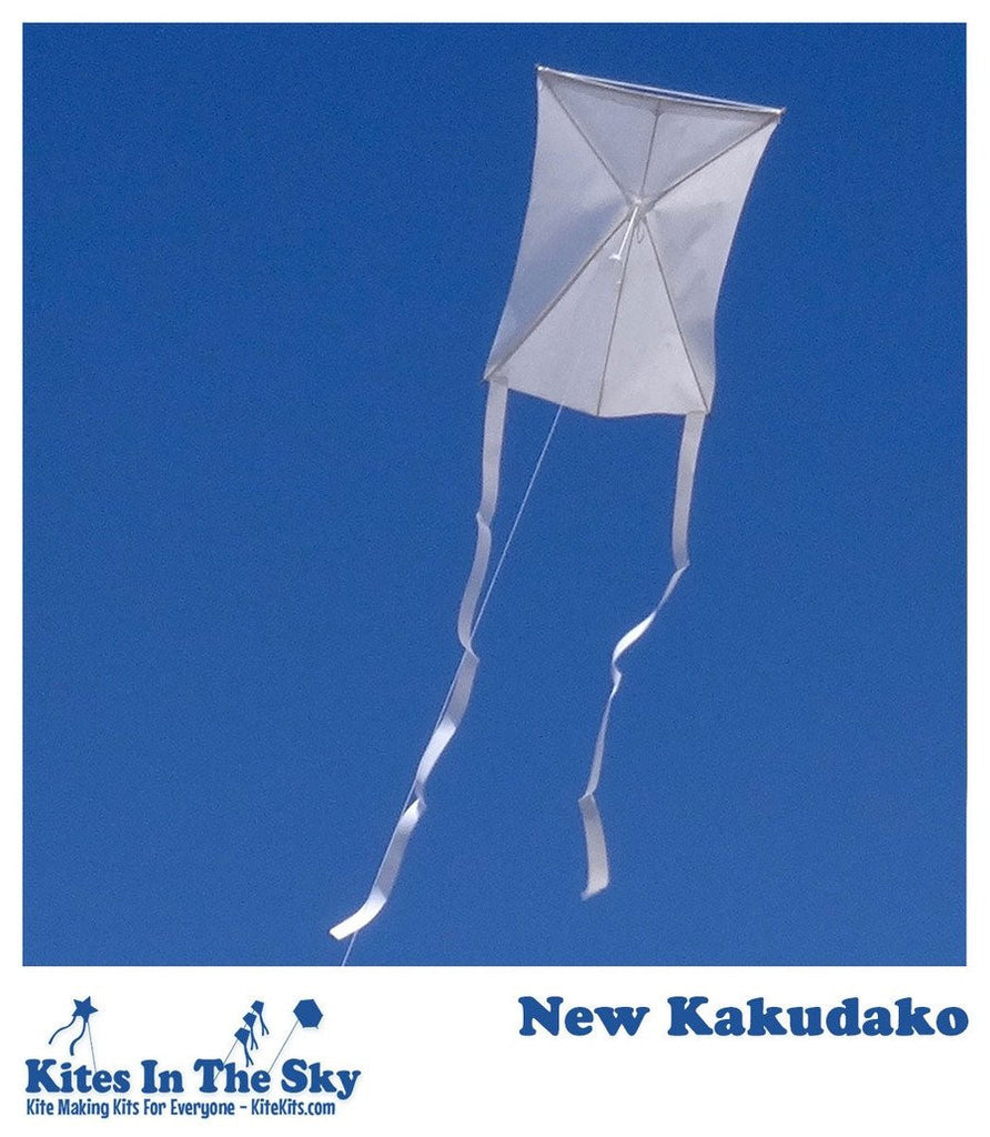 New Kakudako DIY Kite Kit (1-10 pk)