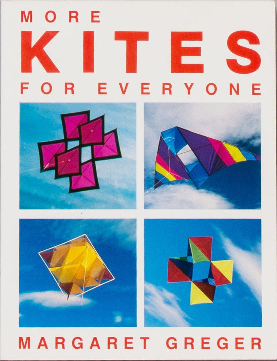 Book - Book: More Kite Kites For Everyone
