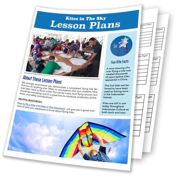 Lesson Plan: Kites Around The World - Kites In The Sky