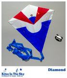 Diamond DIY Kite Kit (25 pk) - Kites In The Sky