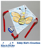 Eddy Kid's Creation Kite Kit (6 pk) - Kites In The Sky