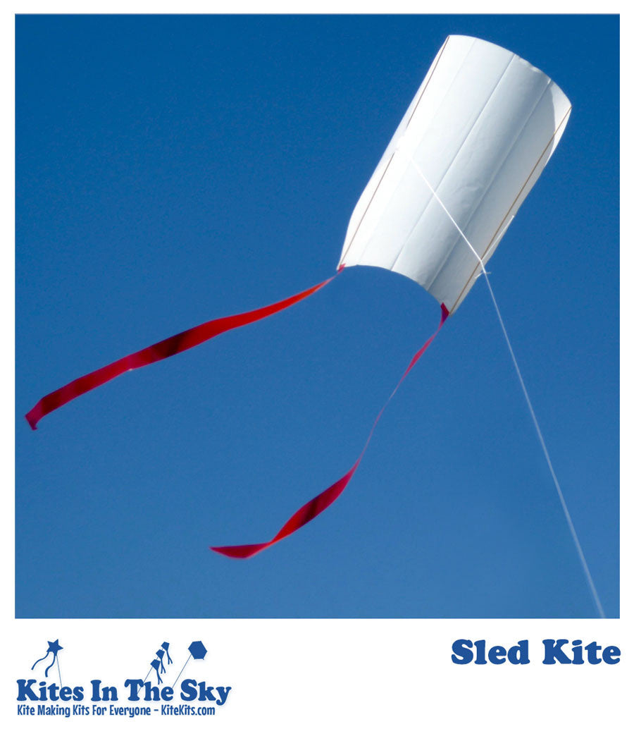 Sled Kite (1-400 pk) - Kites In The Sky