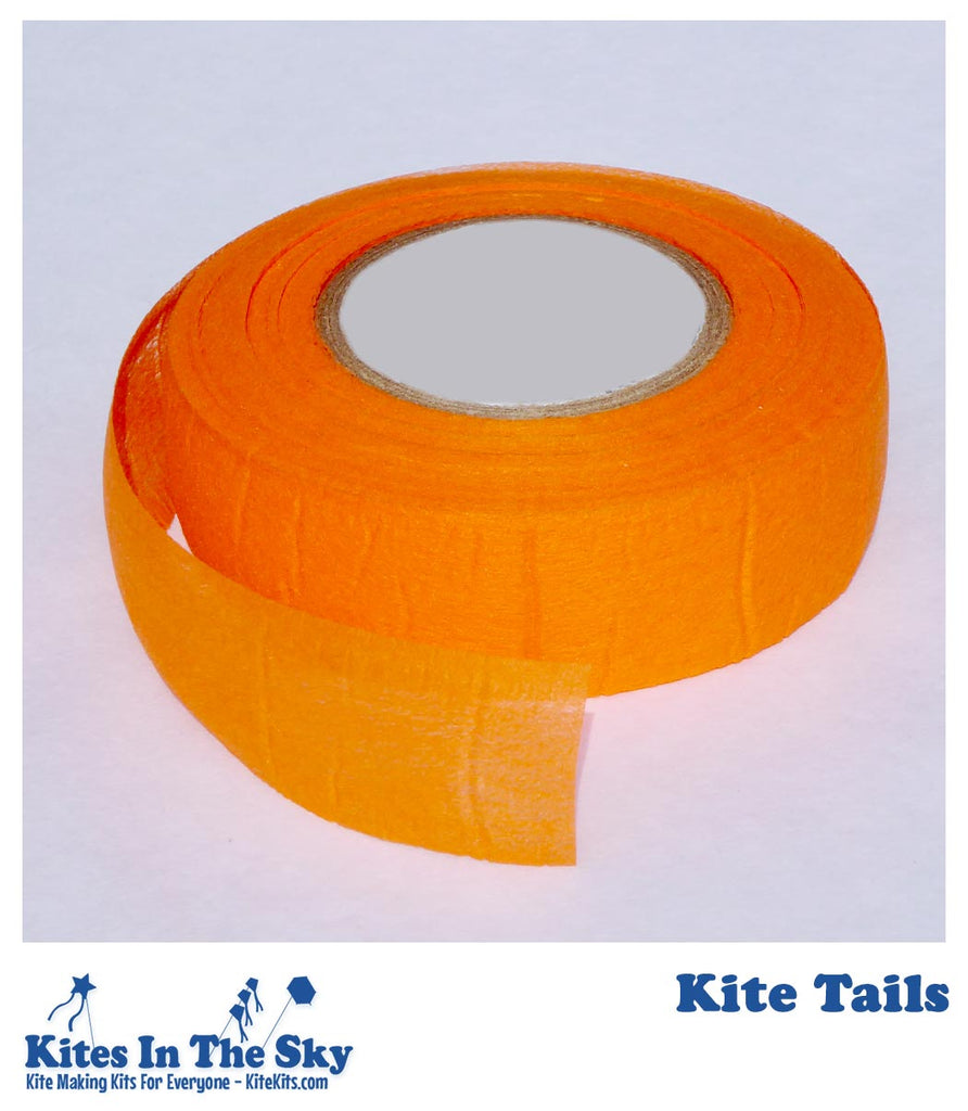 Kite Tail - Orange