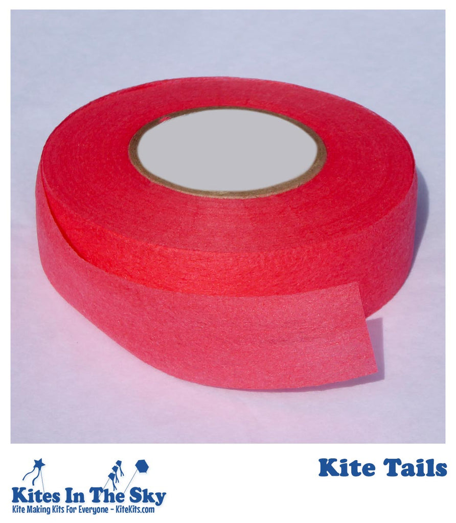Kite Tail - Red