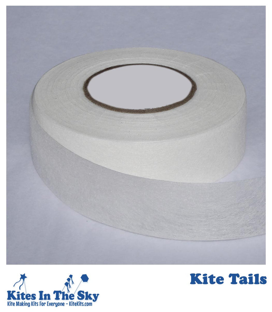 Kite Tail - White