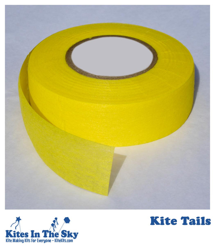 Kite Tail - Yellow