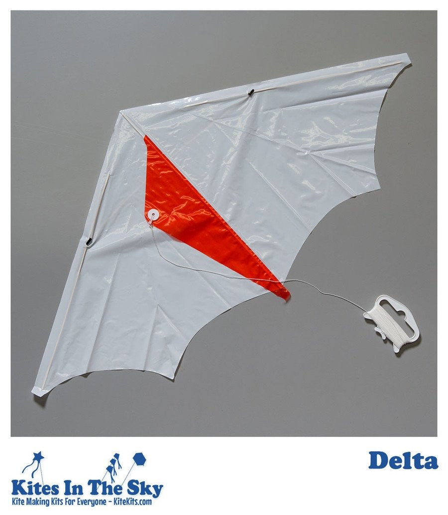 Delta Kite (10 pk - 200 pk) - Kites In The Sky