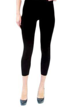 Elietian High Waisted Seamless Traditional CROP Leggings
