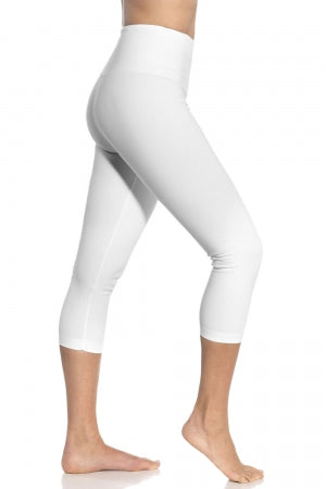 Elietian low waisted seamless crop leggings