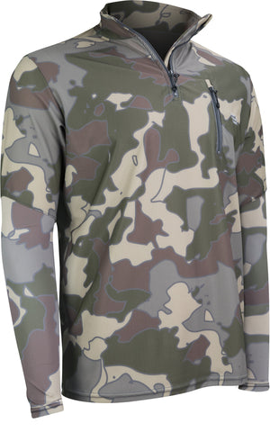 Men's Catori Summer Long Sleeve Shirt with Bow Hunter Sleeve
