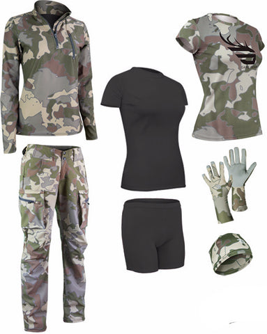 Women's Catori Early Season PLUS Bundle
