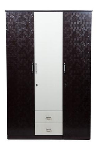 Lindos Three Door Wardrobe