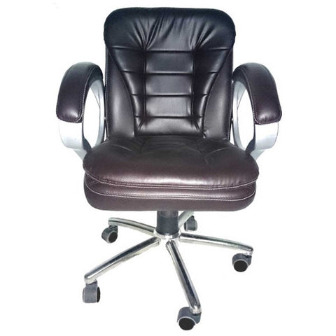 Cura Premium Leather Executive Chair - FabX