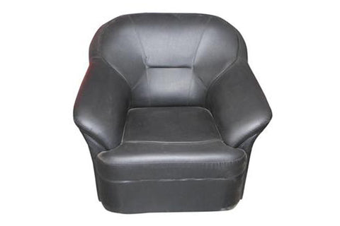 Invidia Single Seater Leather Sofa - FabX - 1