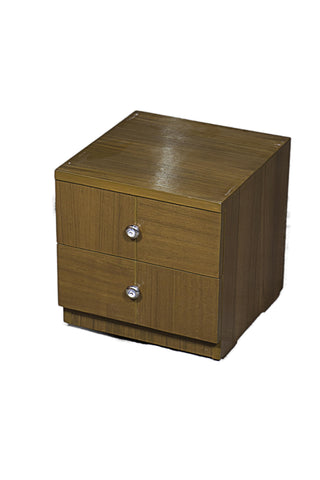 Teucer Bedside Table - FabX - 1