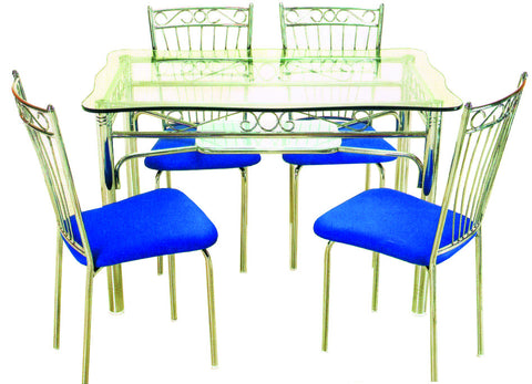 Aladin Dining Table Set - FabX