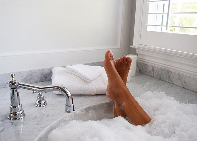 How To Take A Bath And Relax Like A Pro Boll Amp Branch