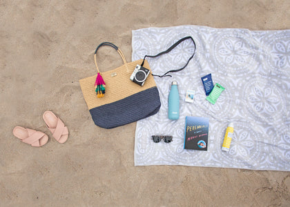 Your Beach Day Checklist