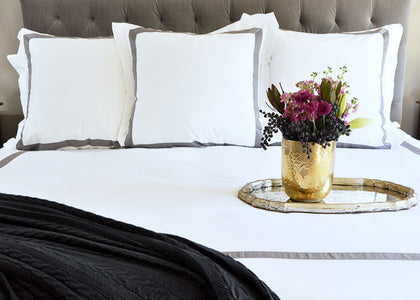 Luxury Organic Cotton Bed Sheets