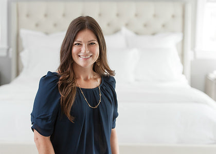Meet the Woman Disrupting the $22B Bedding Industry