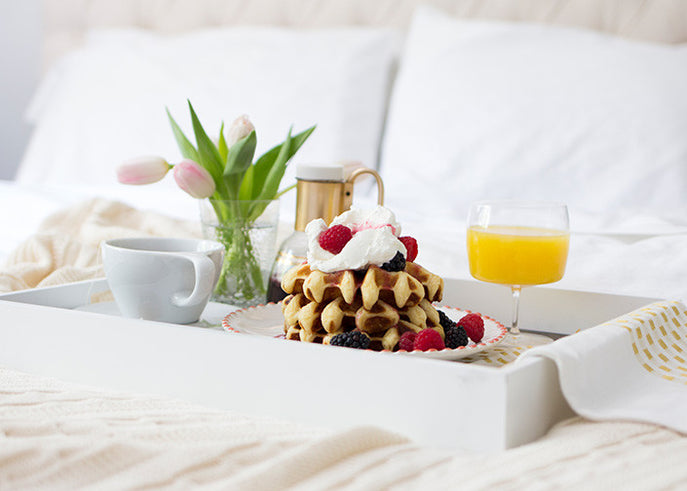 How to Make the Perfect Breakfast in Bed